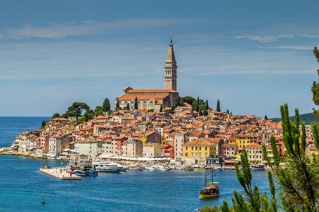 Historiske og romantiske Istrien i Kroatien
