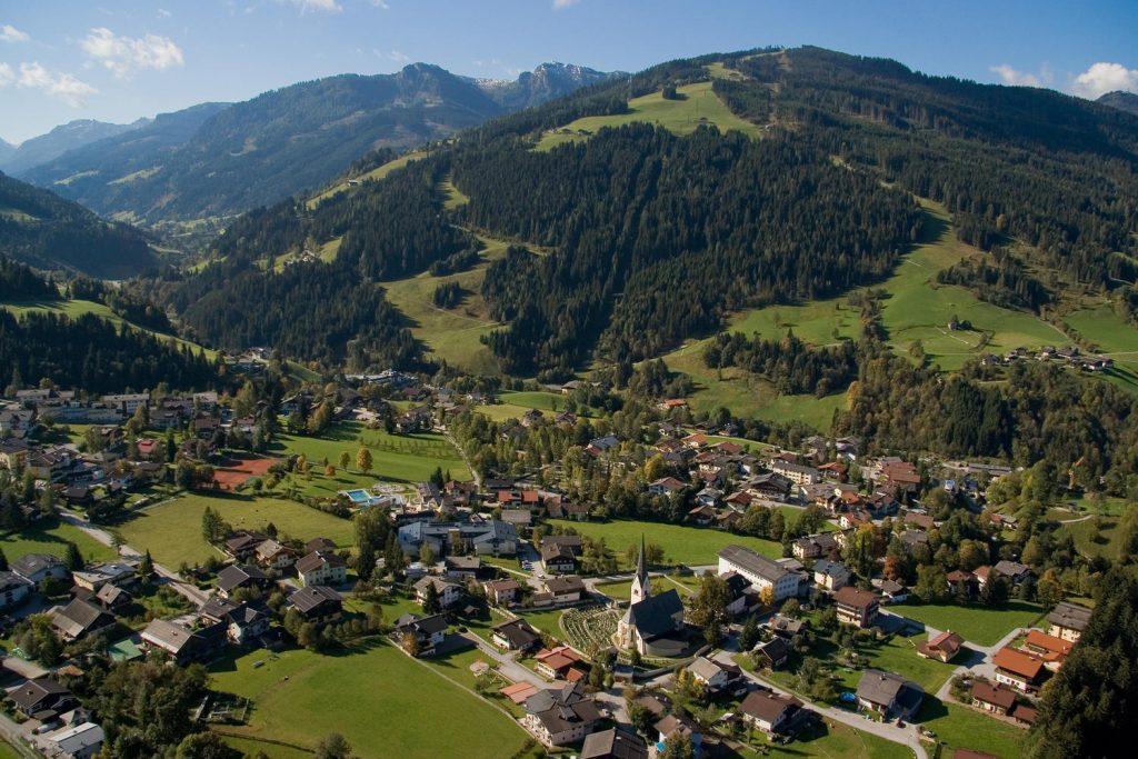 Aktiv ferie i Alperne