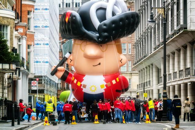 Nytår i London - New Year's Day Parade