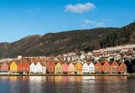 Weekendtur til Bergen