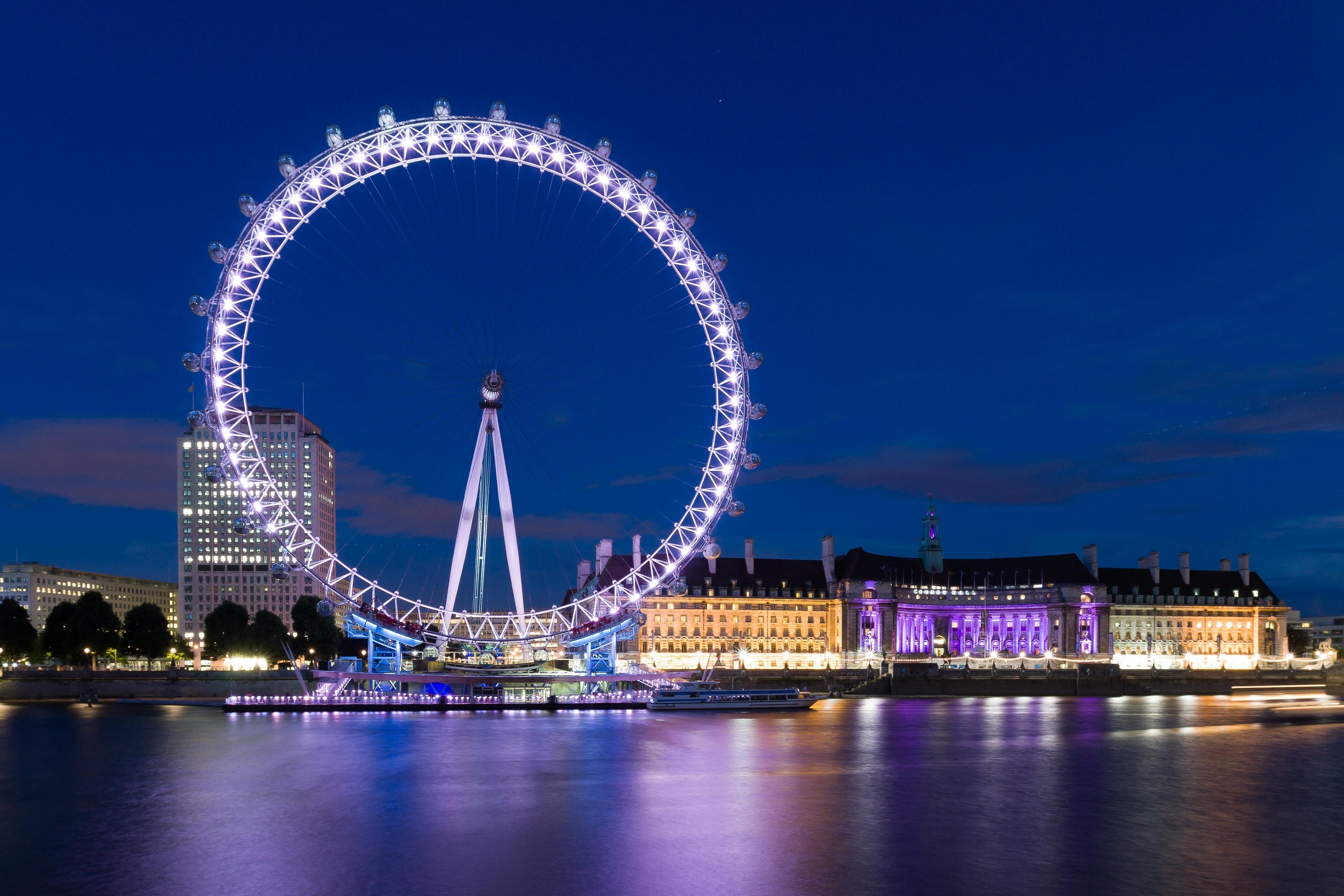 Nytår i London