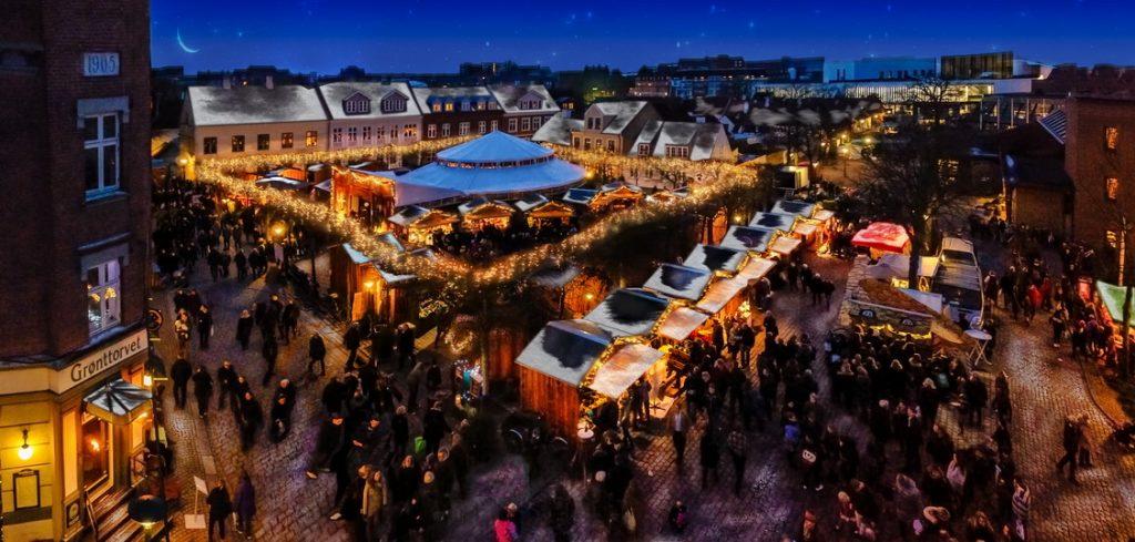 Julemarked i Odense