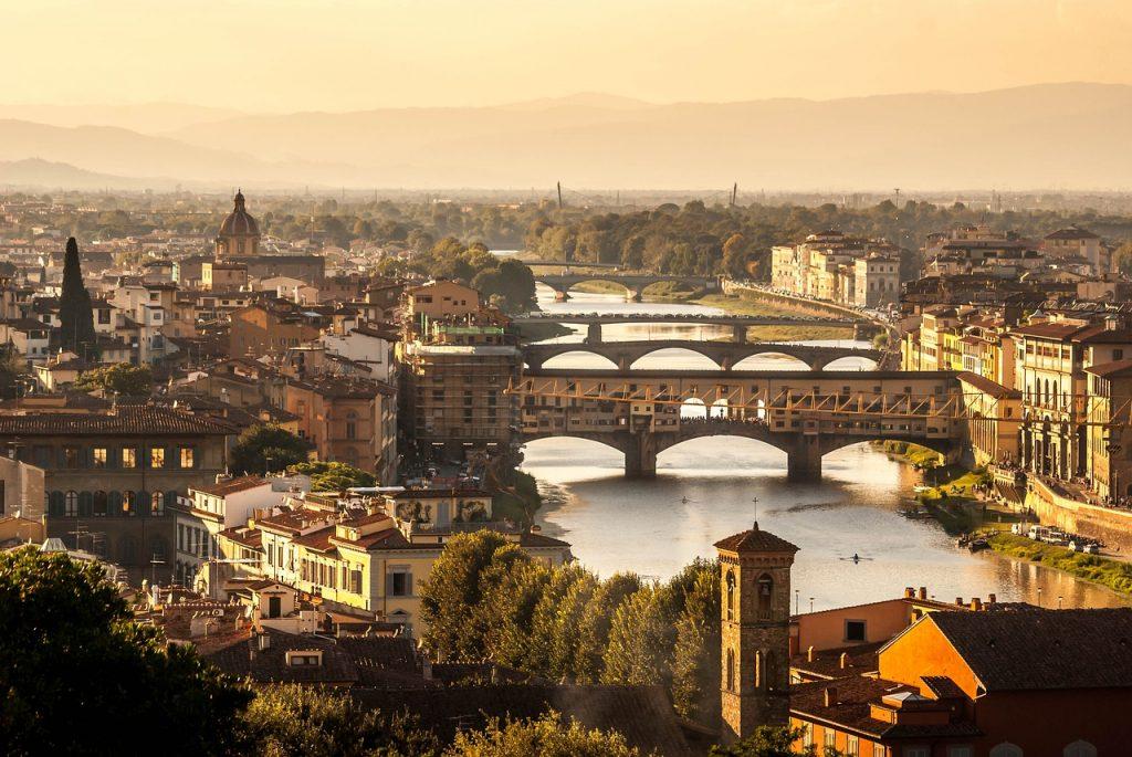 Italien med Gislev Rejser