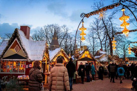 Julemarkeder i Danmark