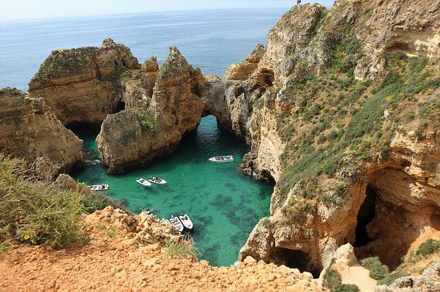 Ferie på Algarvekysten
