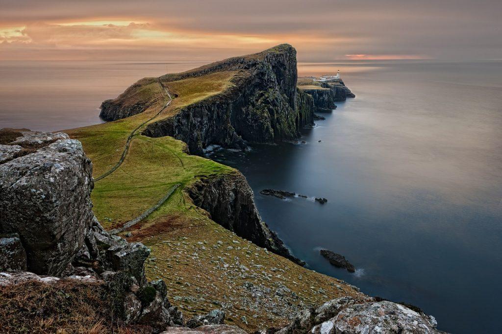 Gislev Rejser Skotland