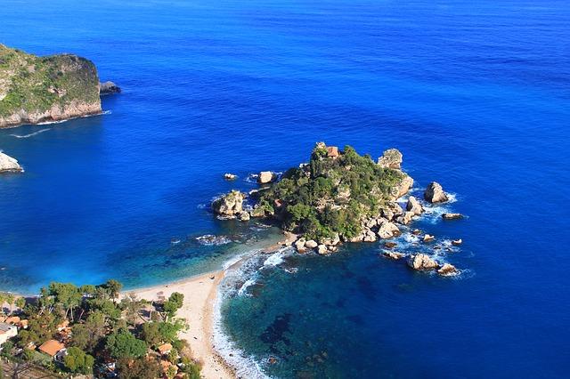Ferie på Sicilien