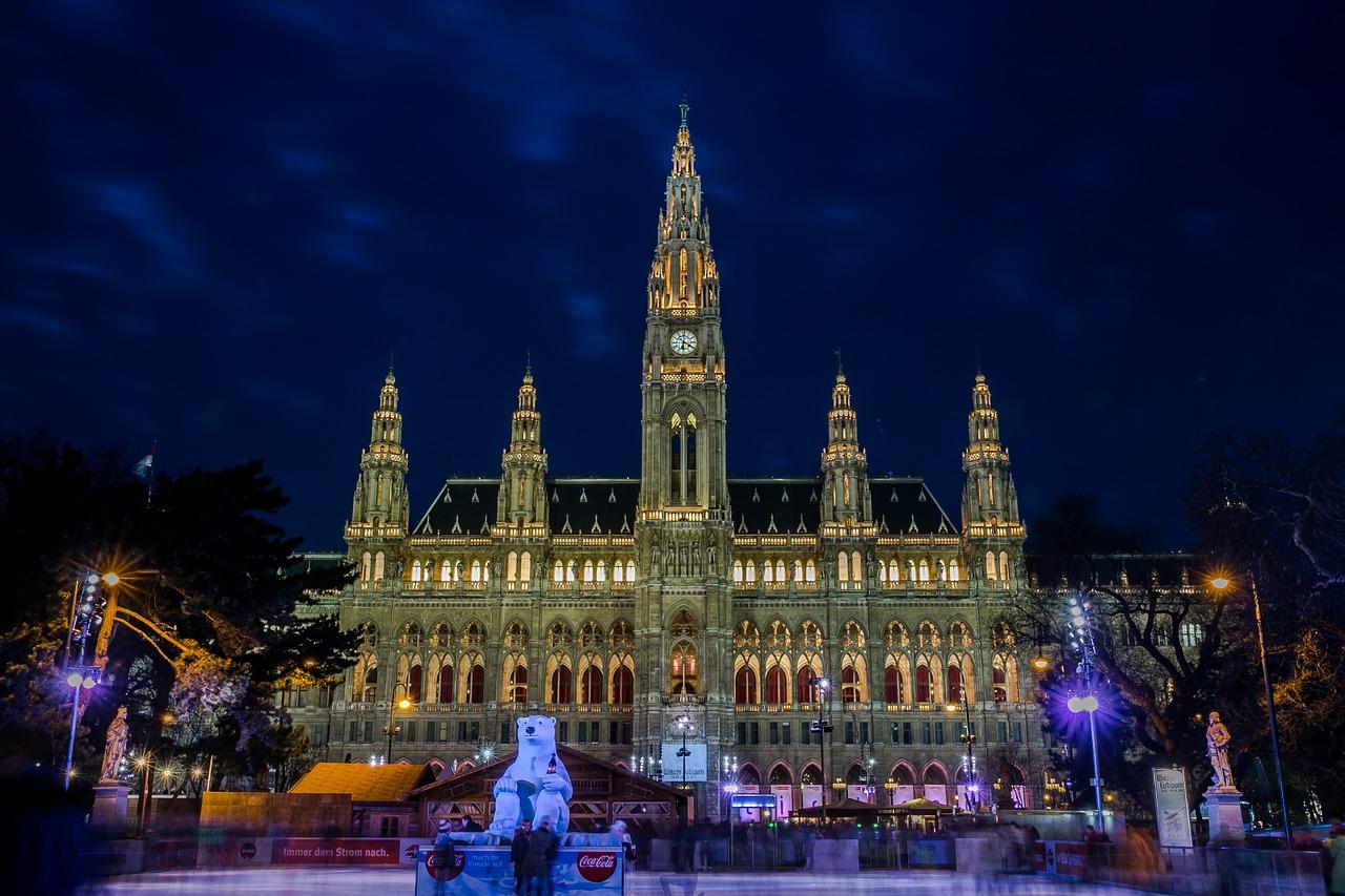 Julemarked i Wien