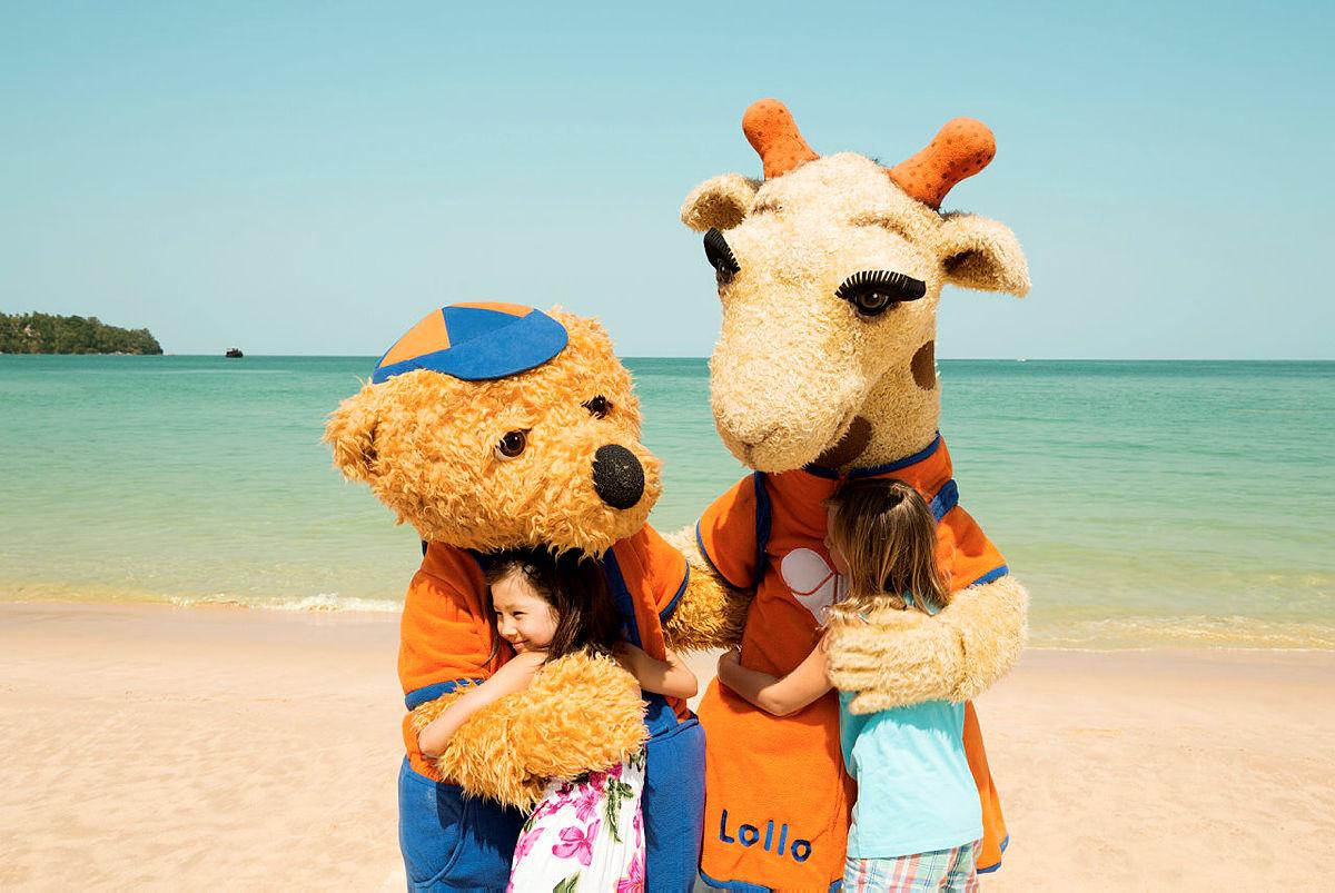 Familieferie med Lollo og Bernie