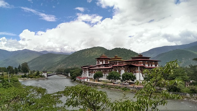 Rejse til Bhutan