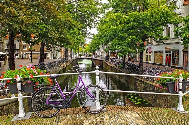 Rejse til Holland