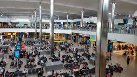 Lufthavne i London