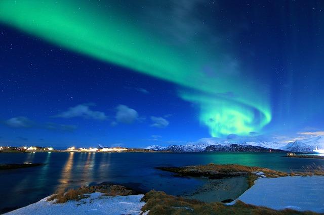 De 3 bedste steder at se nordlyset i Norge