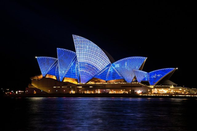 Oplev Sydney
