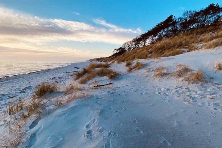 Dueodde Danmark - de bedste strande i Europa
