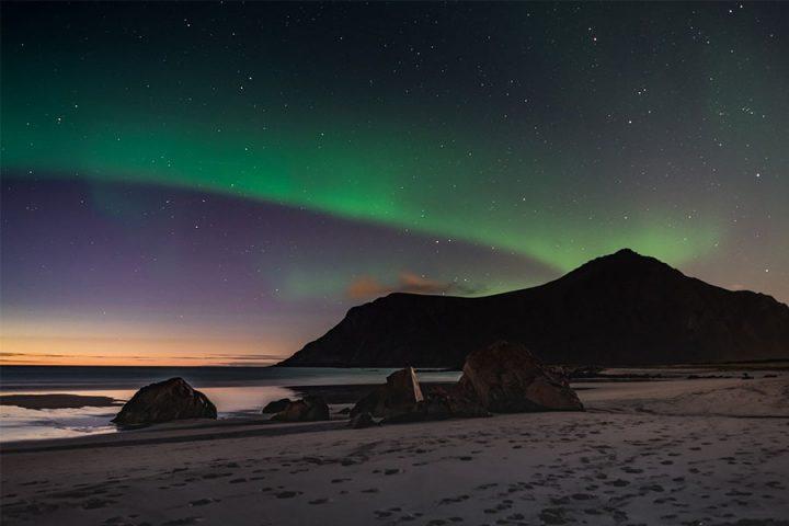 Lofoten Norge - De bedste strande i Europa