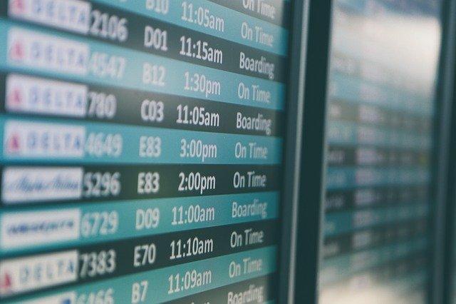 Undgå jetlag med tilpassede rejsetider
