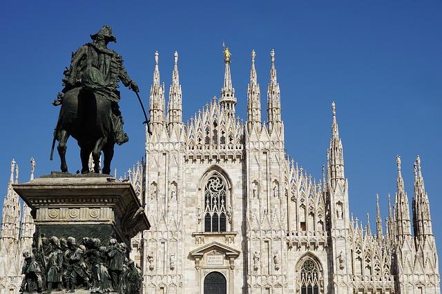 Seværdigheder i Milano - Duomo di Milano