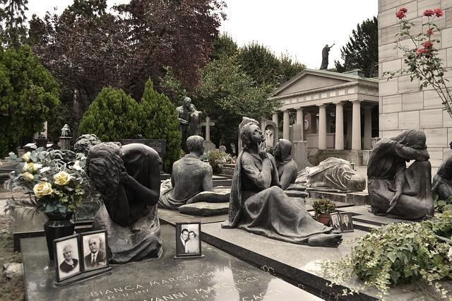 Seværdigheder i Milano - Cimitero Monumentale
