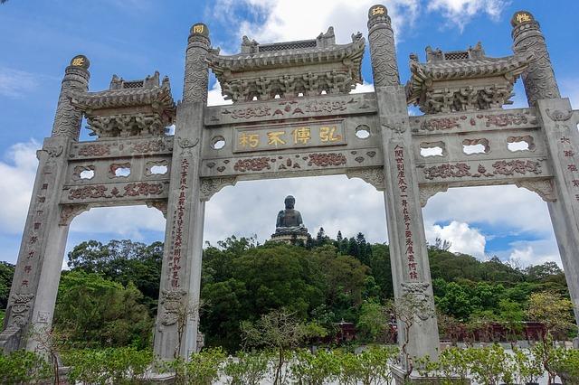 Buddha Hong kong - Ngong Ping