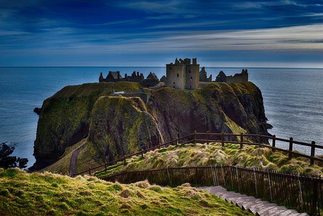 Dunnottar Castle Aberdeen