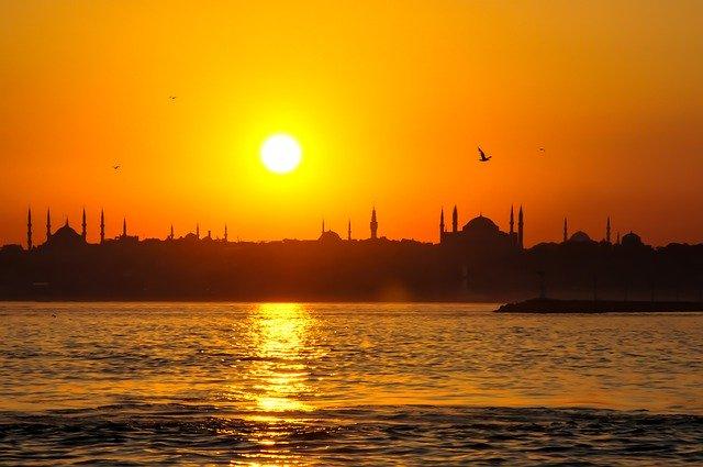 Kanalrundfart Istanbul