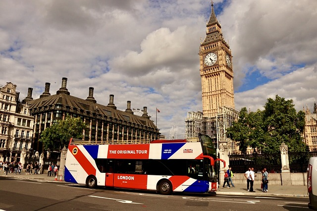 London turistbus