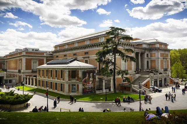 Prado Museet i Madrid