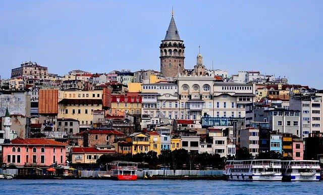 Bygninger i Istanbul