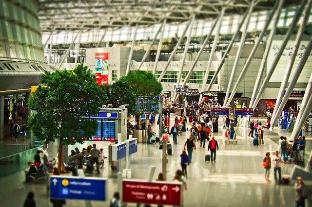 Top 20: De største lufthavne i verden