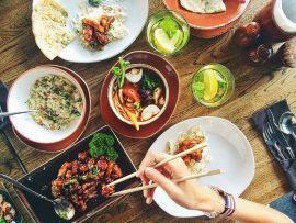 De bedste gastronomiske oplevelser i Asien