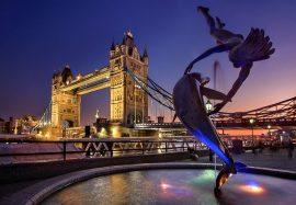 De 10 mest besøgte byer i Europa