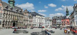 Belgien: Oplev den kulturelle by Mons