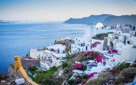 Øhop i Grækenland