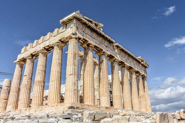 Akroplis i Athen