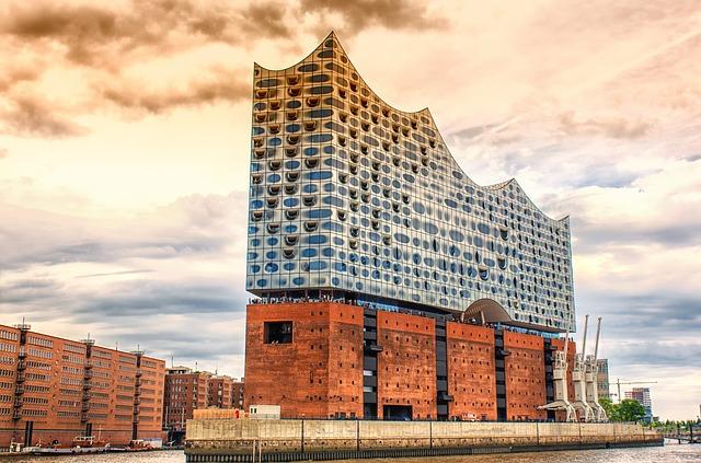 Seværdigheder i Hamborg - Elbphilharmonie