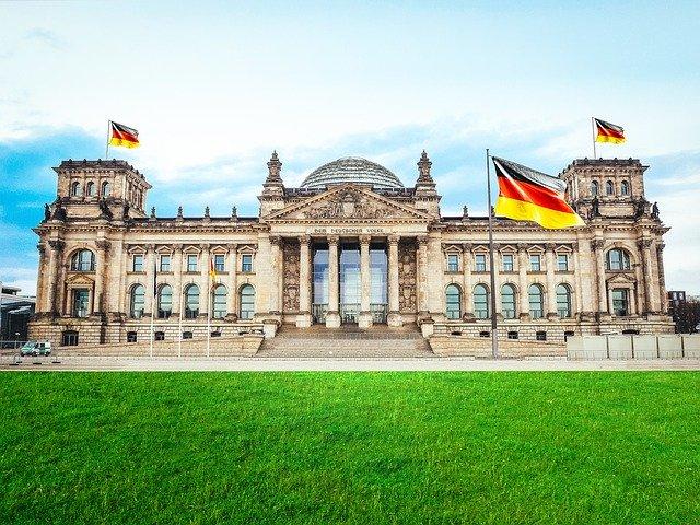 Rigsdagen, Reichstag