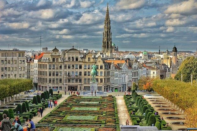 Bruxelles arkitektur