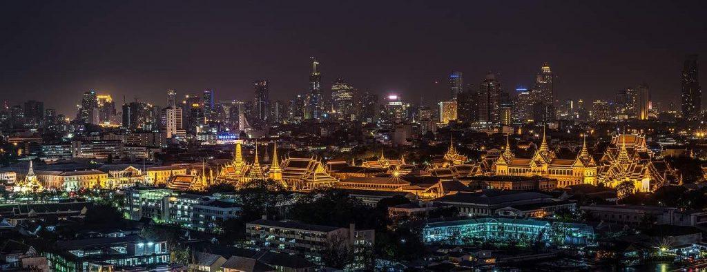 Wat Phra Kaew, seværdigheder i Bangkok