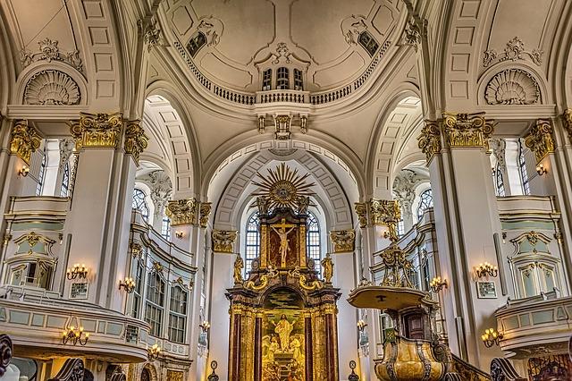 St. Michaelis kirke i Hamborg