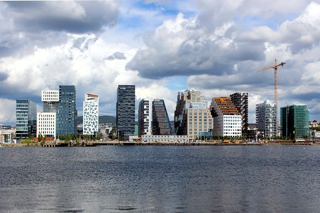 Vejret i Oslo