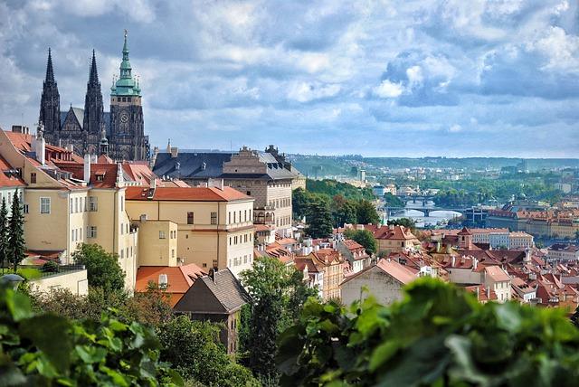 Oplevelser i Prag