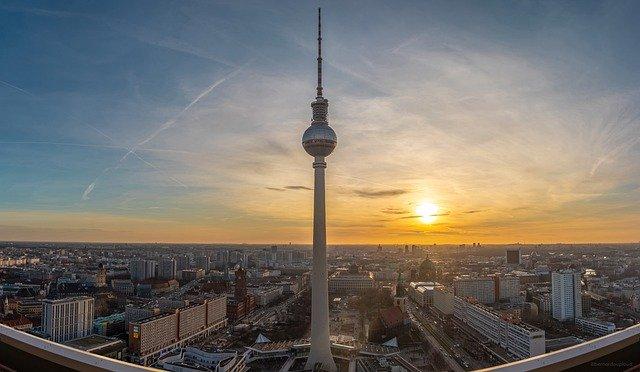 Seværdigheder i Berlin - Fjernsynstårnet
