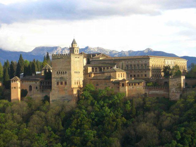 Alhambra og Generalife – det arabiske vidunder i Sydspanien
