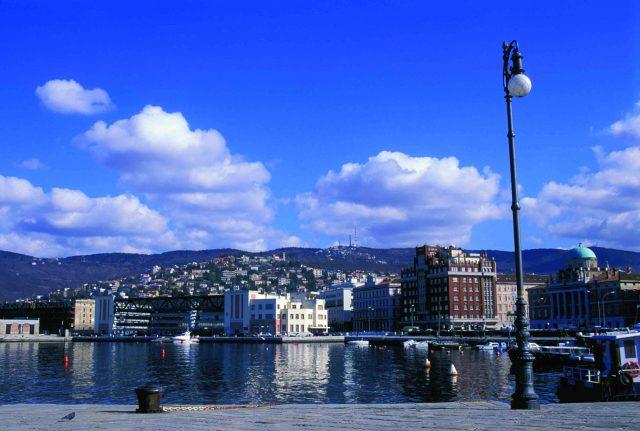 Trieste – kejserlig og fornem
