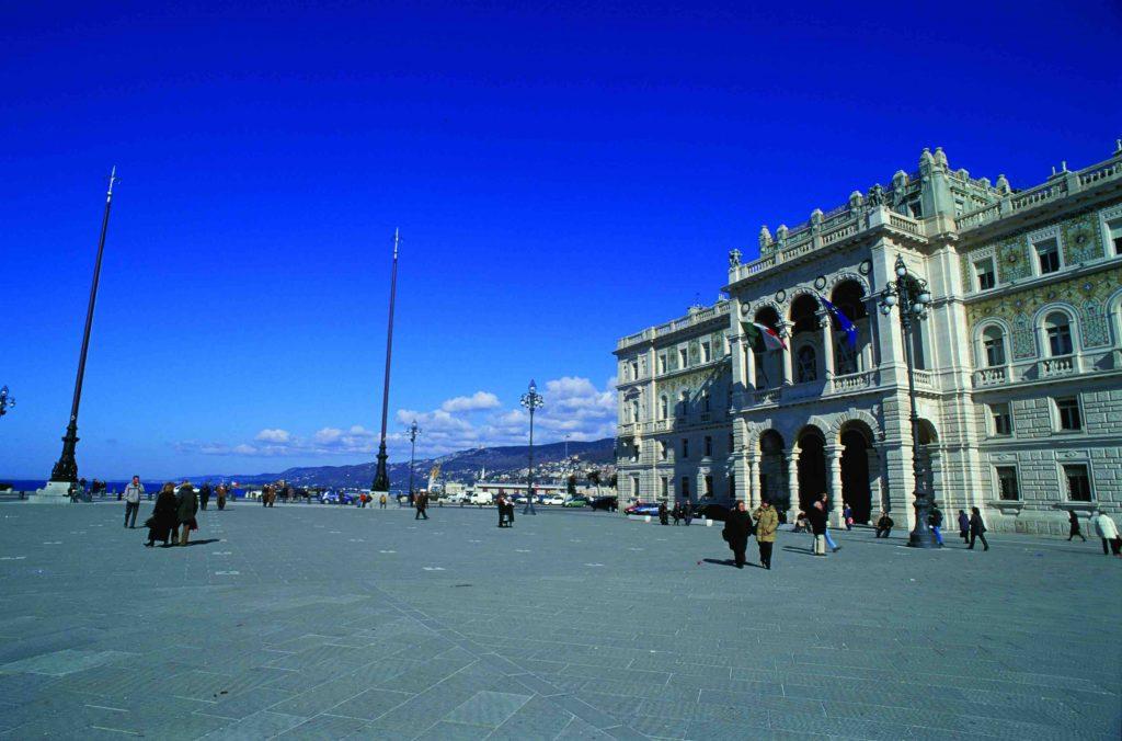 Seværdigheder Trieste