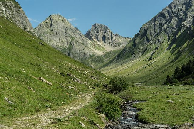 Alperne i Frankrig