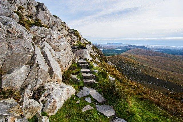 Kør-selv-ferie i Irland