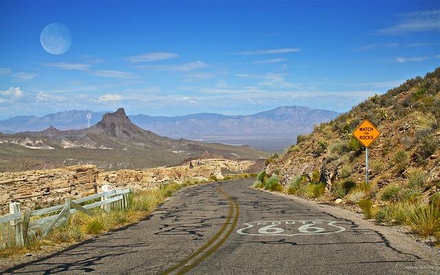 Route 66 i USA