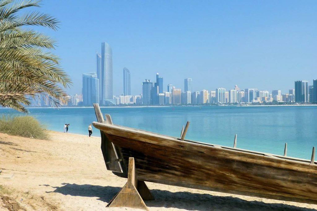 Vejret i Dubai